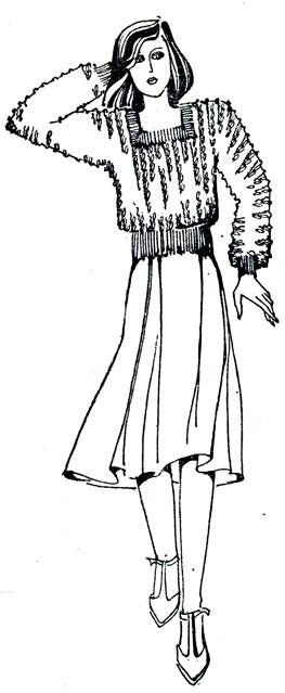 147. Рекомендации для фигур с прямыми плечами