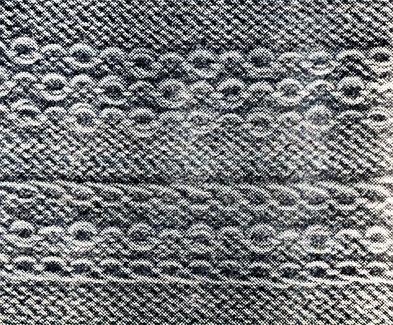 326. Снятие мерок с женской руки для вязания варежек